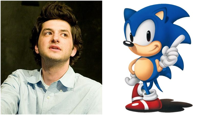 Illustration for article titled Ben Schwartz Is Voicing Sonic InSonic The Hedgehog Movie