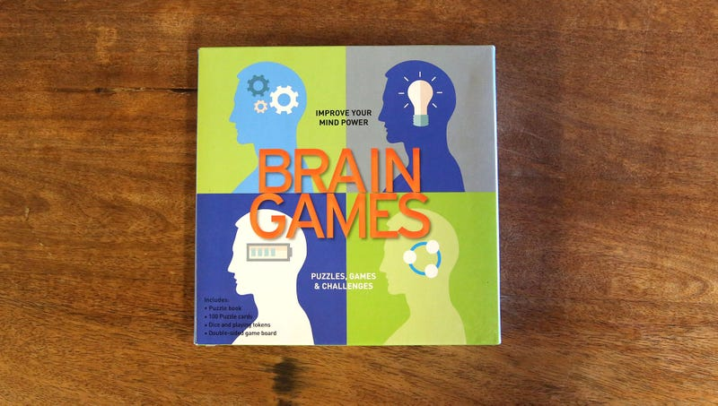 Illustration for article titled 'Brain Games' Recalls Thousands Of Defective Word Puzzles That Gave Users Alzheimer's