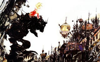 Illustration for article titled Why It Took Final Fantasy VI to Show Me Life Was Worth Living