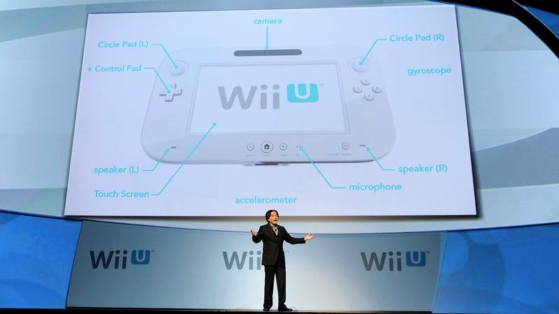 Illustration for article titled The Mysterious Nintendo Wii U Launch Window Narrows