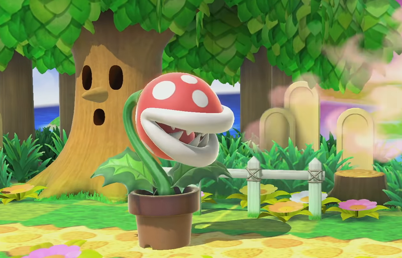 Illustration for article titled Don't Forget To Unlock Smash Bros. Ultimate's Piranha Plant Before Friday