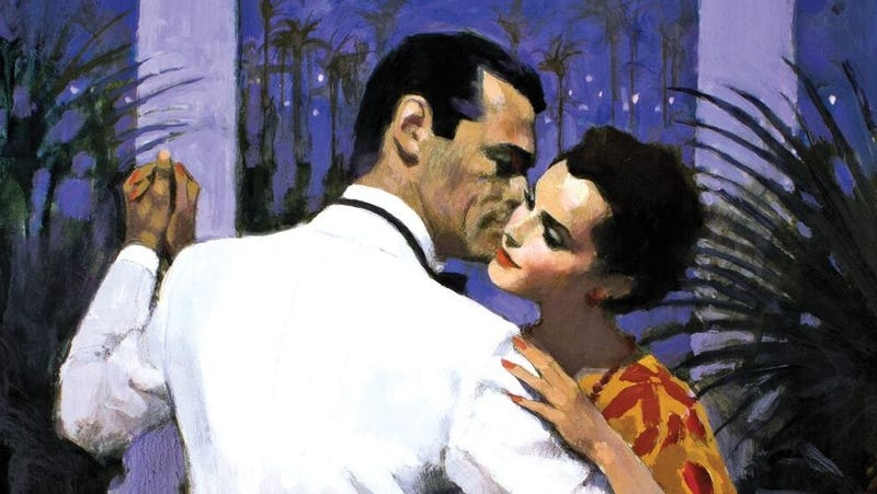 Illustration for article titled Canada Honors Prolific Harlequin Romance Cover Illustrator With His Own Stamp