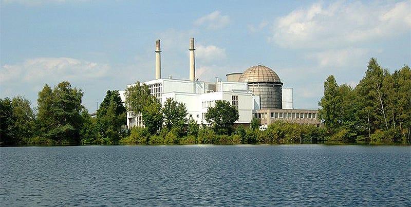 Belgium's SCKCEN Nuclear Research Center photo via the center's website