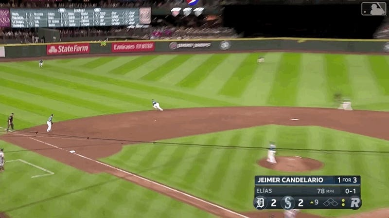 How The Hell Did J.P. Crawford Make This Throw?