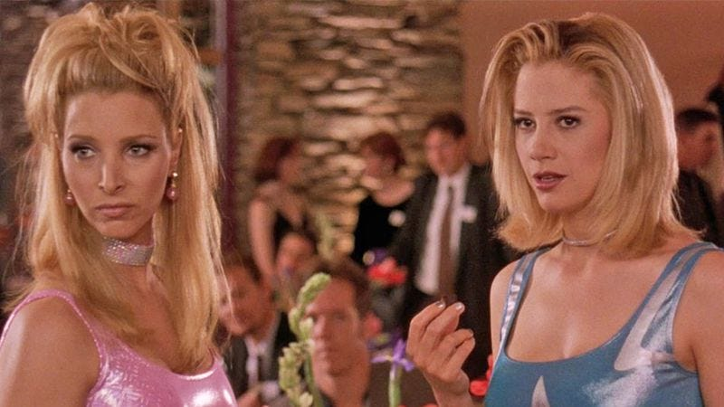 Illustration for article titled Romy And Michele's High School Reunion is smarter than it looks