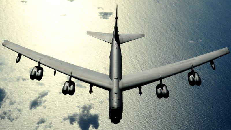 El B-52 se ha convertido en una aterradora plataforma de nuevas armas