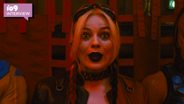 The Suicide Squad s  Harley Vision  Will Tap Into Birds of Prey s Flights of Fancy