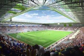Illustration for article titled Lebuktatta Fürjes kormánybiztos Fradi-stadion körüli kamuzását az értelmes blogger