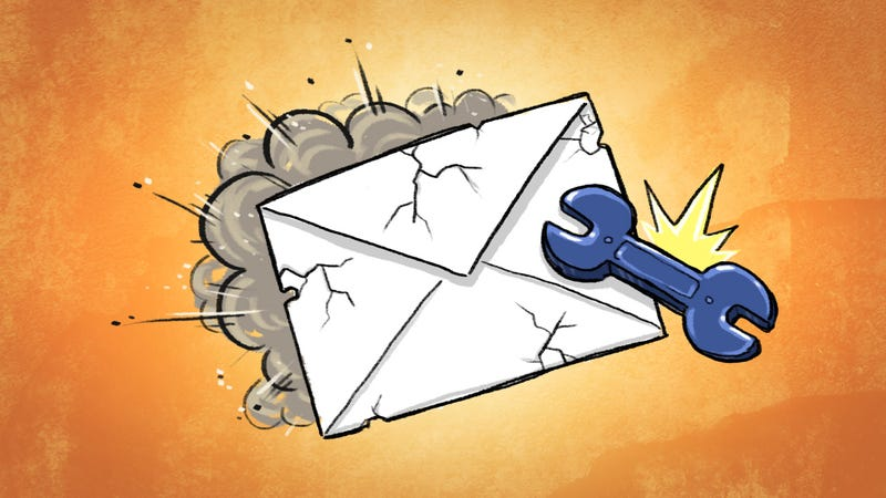 Illustration for article titled Every Way We've Tried to Fix Email (and Why It's Not Working)