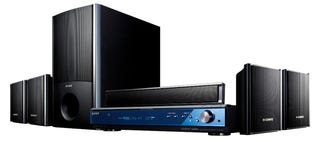 Illustration for article titled Sony HT-7200HD, HT-SS2300, HT-CT100 and HT-DDWG700  Home-Theaters-in-a-Box Are Built for Blu-ray