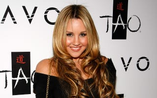 Illustration for article titled Cops Finally Put a Stop to Amanda Bynes, Impound Her BMW