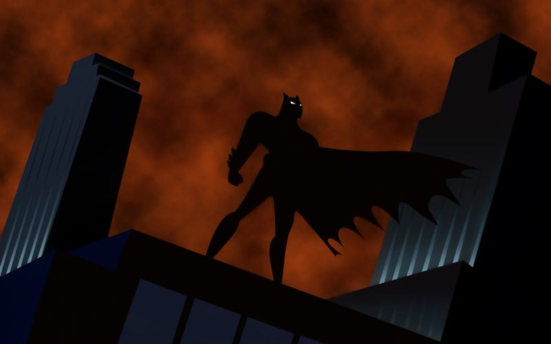 Illustration for article titled 10 Flaws From The Otherwise Perfect Batman The Animated Series