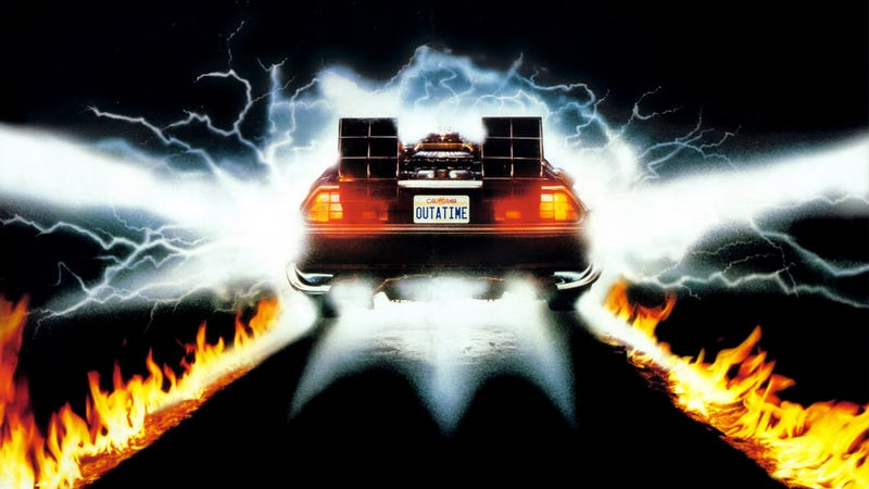 Illustration for article titled What Car Would Be Perfect for a BTTF Reboot?