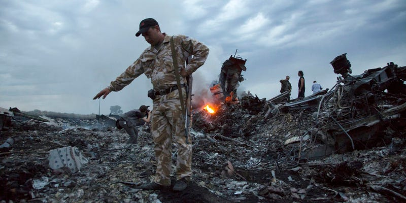 Illustration for article titled MH17 Crash Report: The Airplane Was Shot Down By a BUK Missile