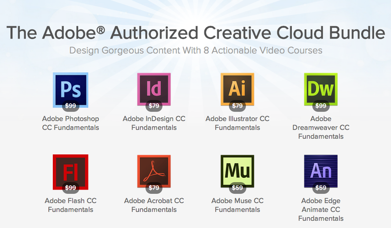 Illustration for article titled Want to Master Adobe's Creative Cloud?