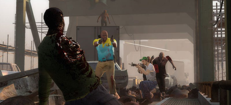 Illustration for article titled Left 4 Dead 2 Might Work With Left 4 Dead 1