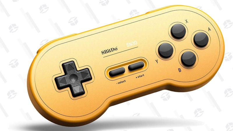8Bitdo SN30 Bluetooth Gamepad | $22 | Amazon