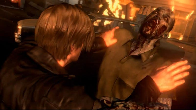 Some Resident Evil 6 PC Players Say Bugs Are Making the Game