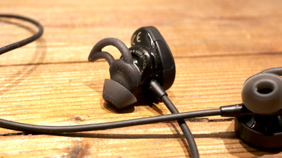 Bose Wireless SoundSport Earbuds Are Great for the Gym But