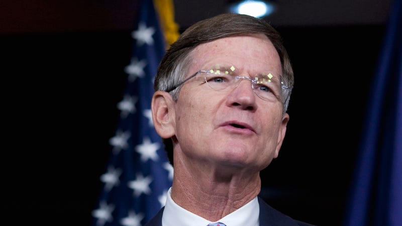 Texas Republican Lamar Smith, chairman of the House Science Committee.