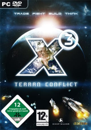 Illustration for article titled X3: Terran Conflict Video Competition