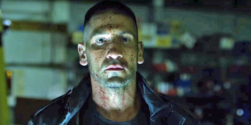 Netflix's THE PUNISHER Pulled From NYCC Following LAS VEGAS Tragedy
