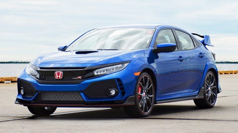 The First Ever Honda Civic Type R In US Is Up For Grabs
