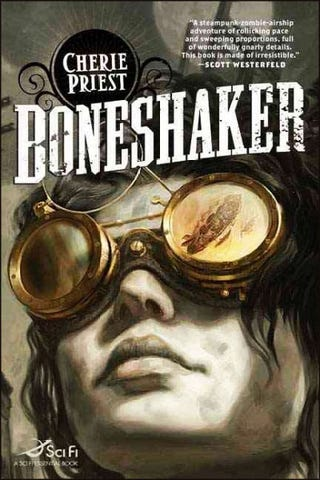 "Illustration for article titled io9 Book Club Pick for June: Cherie Priest's ""Boneshaker"""