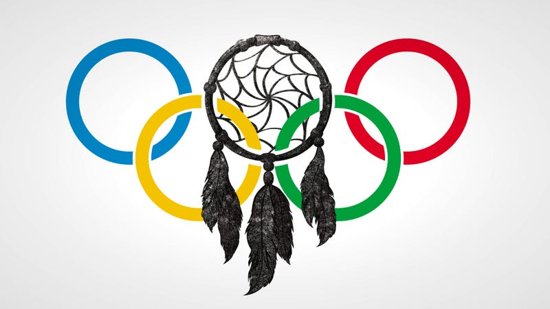 Illustration for article titled Tulsa's Olympics Bid Involves Shitty Trail of Tears Gimmick