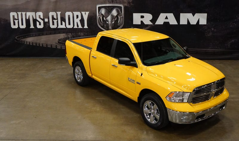Illustration for article titled Ram Trucks Now Sells The Latest Dumbest Special Edition Ever