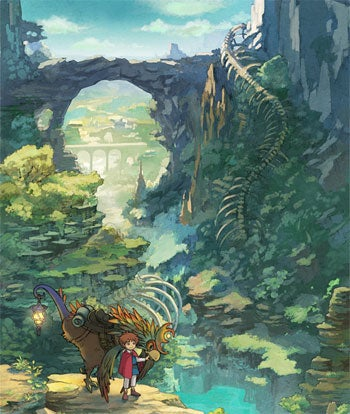 Illustration for article titled Studio Ghibli Taking Their Time On DS Game