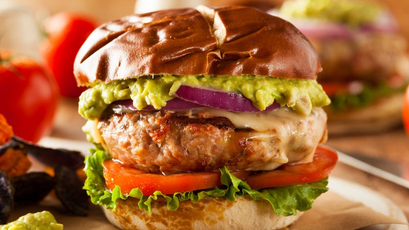 Woman sues Aldi over exploding turkey burger