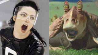 Michael Jackson Wanted to Play Jar Jar Binks in the <i>Star Wars</i> Prequels