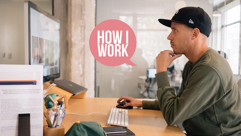 Illustration for article titled I'm VSCO Co-founder Joel Flory, and This Is How I Work