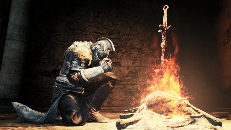 Illustration for article titled Dark Souls II Patch Radically Changes The Game's Ending