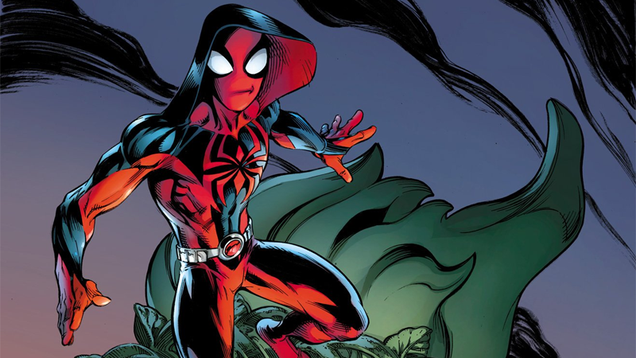 ben reilly is back as the scarlet spider and more messed up than ever