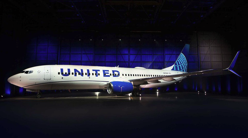 Illustration for article titled United Airlines Officially Announces New Livery