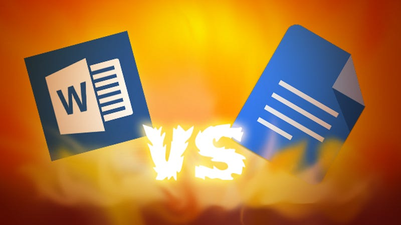 Battle of the Mobile Office Suites: Microsoft Office vs. Google Docs