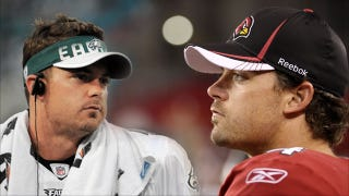 Illustration for article titled Kevin Kolb Is Back: Your NFL Early Games Open Thread
