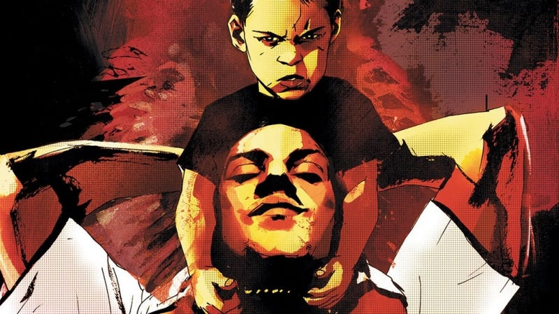 Illustration for article titled WGN's Scalped Casts Suicide Squad Alum Alex Meraz as Series Lead