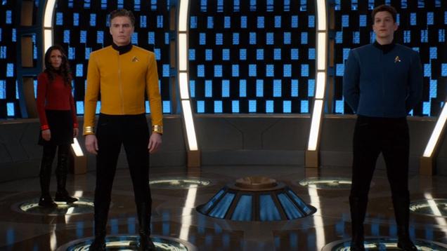 Star Trek: DiscoveryNearly Forgot One Important Detail on Its Original Series Uniforms