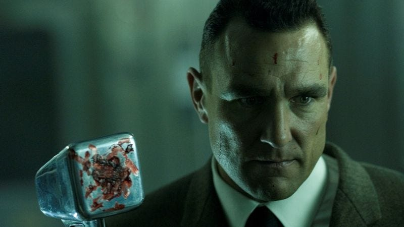 Illustration for article titled Vinnie Jones joins Arrow as the villainous Brick