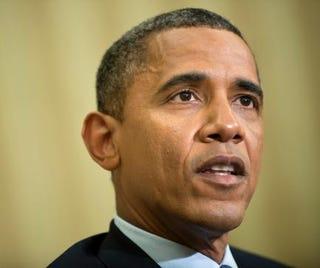 President Barack Obama in 2012BRENDAN SMIALOWSKI/AFP/GettyImages