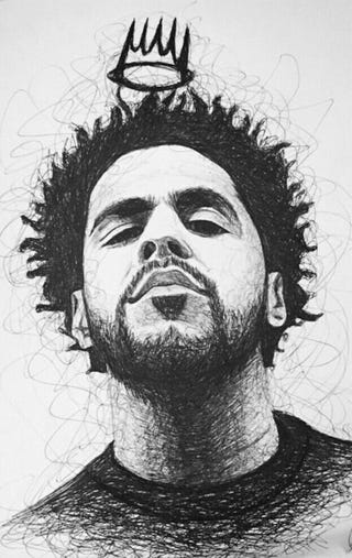 Illustration for article titled J. Cole and the Politics of Black Hair