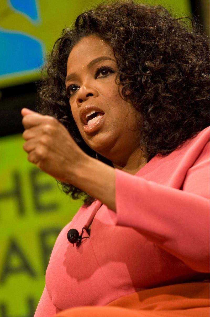 Oprah Winfrey (Getty Images)