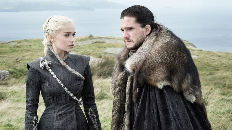 Illustration for article titled 'Game Of Thrones' Audience Disappointed By Season Finale's Bland, Uninspired Incest