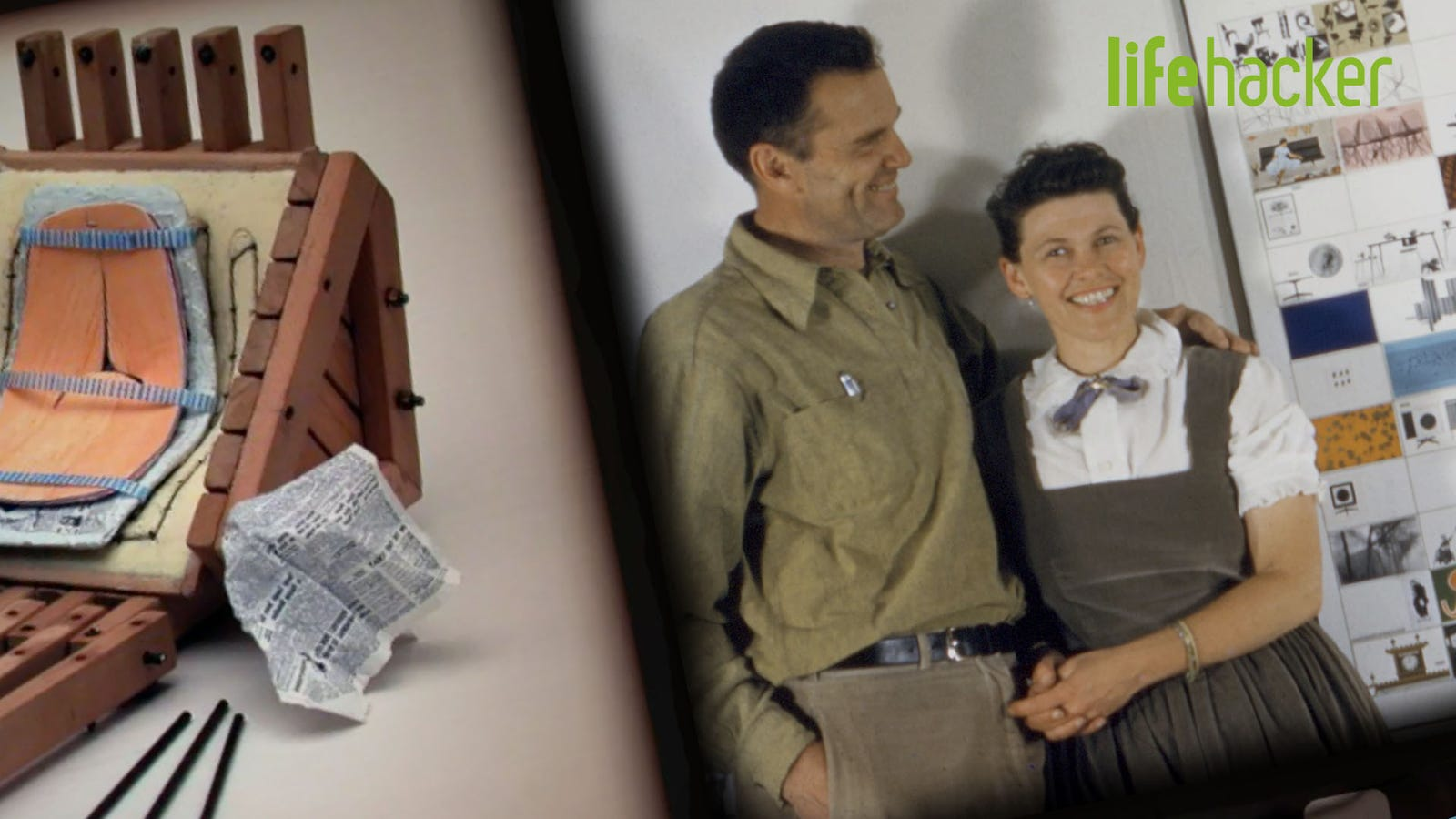 QnA VBage How Charles and Ray Eames Brought Modern Design Into Every Aspect of Their Lives