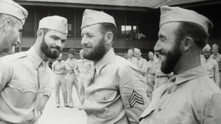 Illustration for article titled The U.S. Army Had a Beard Contest In 1941, and These Are the Entries