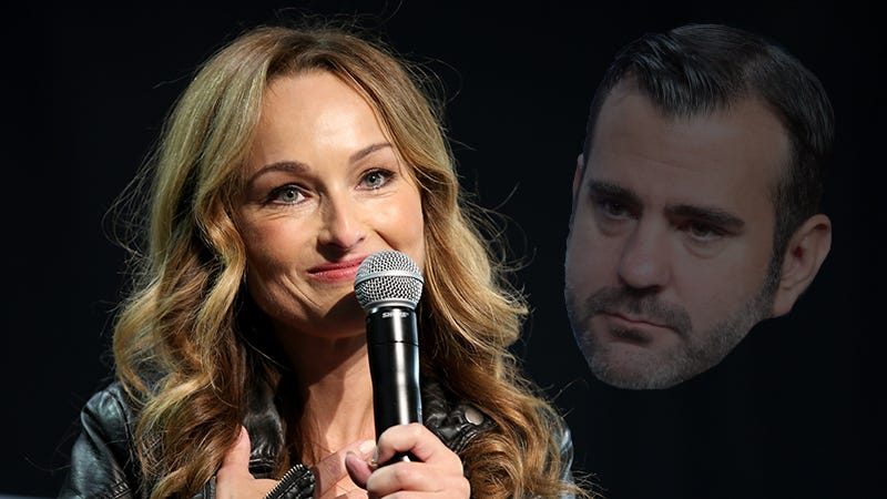 Illustration for article titled Well, Well, Well, Giada De Laurentiis's New Boyfriend Is Still Married to Someone Else