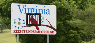 Illustration for article titled Virginia's Reckless Driving Reform Bill Is Dead